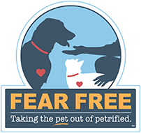 Fear Free - Taking the pet out of petrified